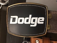 DODGE BELT BUCKLE Nanaimo, V9T 2K8
