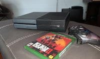 Xbox One Limited Edition, 4 games and controller included Surrey, V3V 2V7