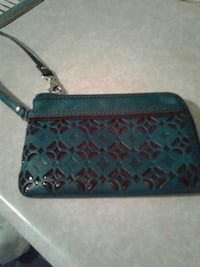 Fossil little bag/pouch