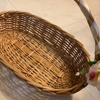 Oval Hamper Basket Hougang, 530971