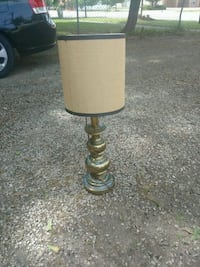Solid Brass Lamp Anderson