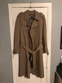 Christian Dior mens trench coat size 42 regular. I'm open to negotiations Washington, 20002