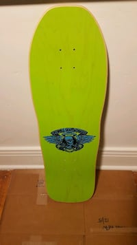 Powell Classic Mike Vallely skateboard Deck Toronto