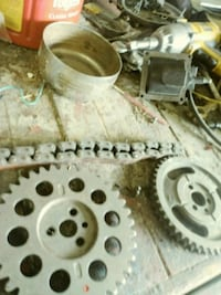 302 ford timing chain and gears new used gear driv Bonney Lake, 98391