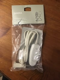 BRAND NEW IKEA DIMMA CORD DIMMER - only $25 Toronto, M6E 2X5