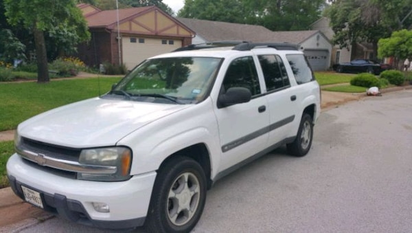 2004 trailblazer ext
