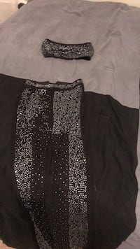 two piece  bling outfit small Bensville, 20603