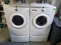 Delivery Available! Tromm LG Washer Electric Dryer Set Same-Day Delivery #702 Virginia Beach, 23452