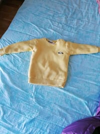 Baby sweater.. Fleece inside
