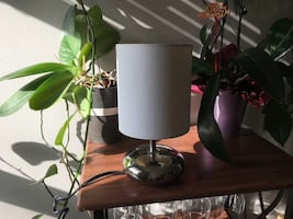 Small Table Lamp.