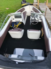 1992 stingray 16ft 2 stroke 50 motor No Spark. Ran fine all summer.  Putnam Valley, 10579