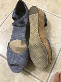 Toms Ash canvas wedge  Gaithersburg, 20879