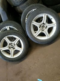 15 inch 4x114/4x100  Mississauga