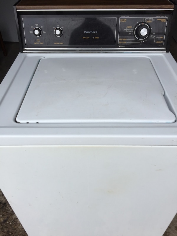 Used Kenmore Washer Free Delivery For Sale In Standish