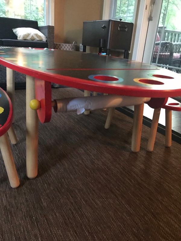 Kids Craft Table 1
