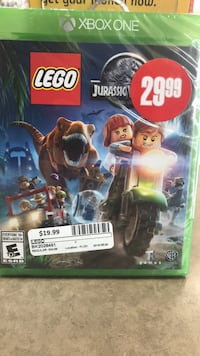 Xbox One Lego Jurassic World @ BUY & SELL KINGS (AJAX)  Ajax, L1S 7L7