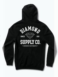 Diamond Supply Co Athletic Hoodie Sz Large Brand New AUTHENTIC  Downey, 90242