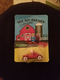 1986 The Toy Farmer Collectibless Jefferson