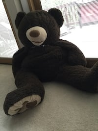 black and white bear plush toy Woodbridge, 22192