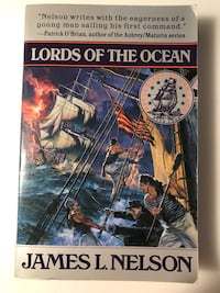 Lords of the ocean. James L. Nelson Toronto, M2R 3N7