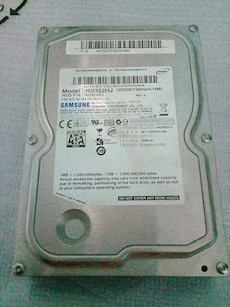 Samsung HDD 320gb