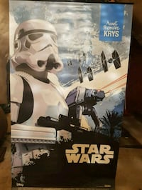 Star Wars Avant Premiere Krys affiche Paris-8E-Arrondissement, 75008