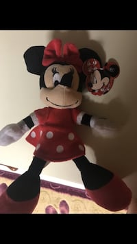 Small Minnie Mouse plush toy  New York, 10003