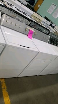 Whirlpool natural gas set dryer/washer