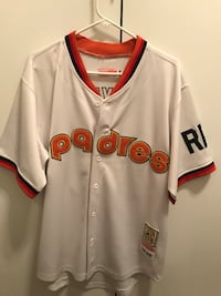 Tony Gwynn Padres MLB jersey- Cooperstown authentic