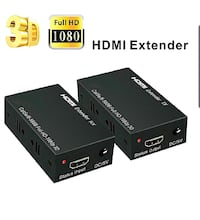 HDMI Extender Up to 196ft 1080P/3D NEW IN BOX NEAR ½ PRICE Virginia Beach, 23451