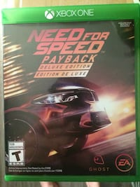 Need for speed payback Xbox one Abbotsford, V2T