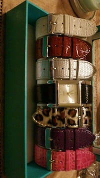 Watch with interchangeable bands  San Antonio, 78233