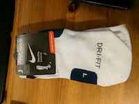 Nike elite cushion basketball socks size 8-12 NEW Vancouver, V5X 3T9