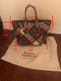 95% new Vivienne Westwood Derby Large Tote bag Markham