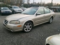 2003 Nissan Maxima SE AT Bowie