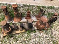 Collection Of Antique Jacks. Will also sell individually Green Oaks, 60048