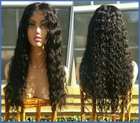 "New 26"" Brazilian Anatomic 360 Lace Human Hair Wig Lanham, 20706"