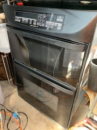 Kitchen-Aide oven and microwave unit all in one unit s