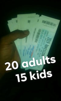 Wet nd wild tickets Las Vegas