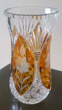 Polish Lead Crystal Vase Kitchener, N2A 2L6