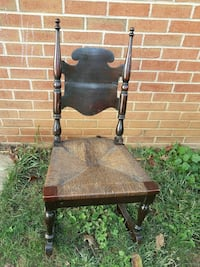 Old rocking chair  70 mi