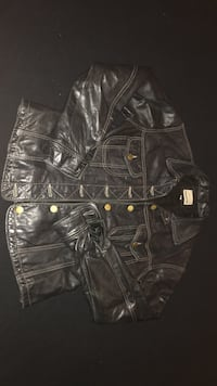 100%leather jacket women's Whitby, L1R 1Y8