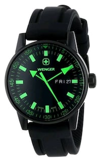 Wenger commando watch