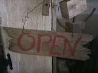 Open Sign Ceres