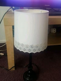 white and black table lamp Rosemead, 91770