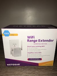 Netgear n300 wireless router box Whittier, 90604