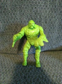 1980s swamp thing figure