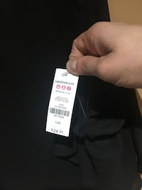 Ardene black T-shirt - new  556 km