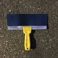 Kraft Tool Blue steel standard taping knife