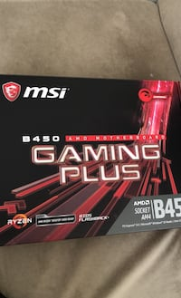 MSI B450 GAMING PLUS ANA KART Etimesgut, 06790